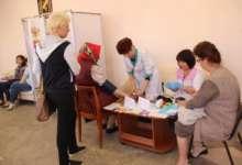 Для карталинцев на участках для голосования организованы мобильные медпункты