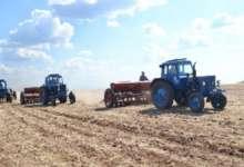 Карталинские аграрии в сроки по севу укладываются