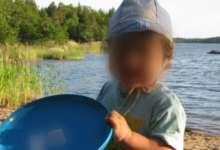 3-летний мальчик ушел погулять