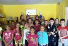 Карталинские дети рассказали о России