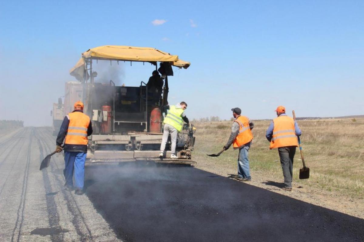 Лимит финансирования на ремонт сельских дорог увеличен вдвое