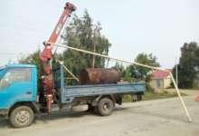 Жители 18 квартир в поселке Центральный остались без газа