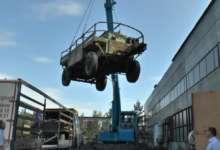 Еще 14 единиц техники пополнили ремонтную базу района