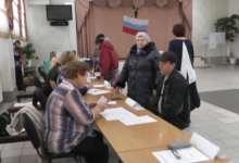 Карталинцы спешат на избирательные участки