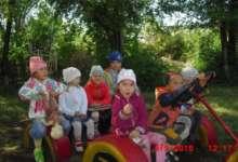 Дружной семьей живет сельский детский сад в Карталинском районе