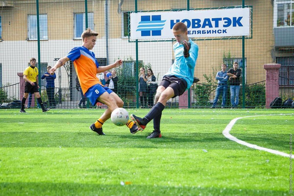 Карталинские футболисты лучшие в дивизионном раунде