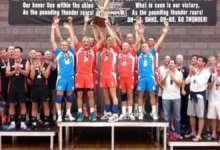 Сборная России вернулась с Кубка мира по волейболу среди ветеранов