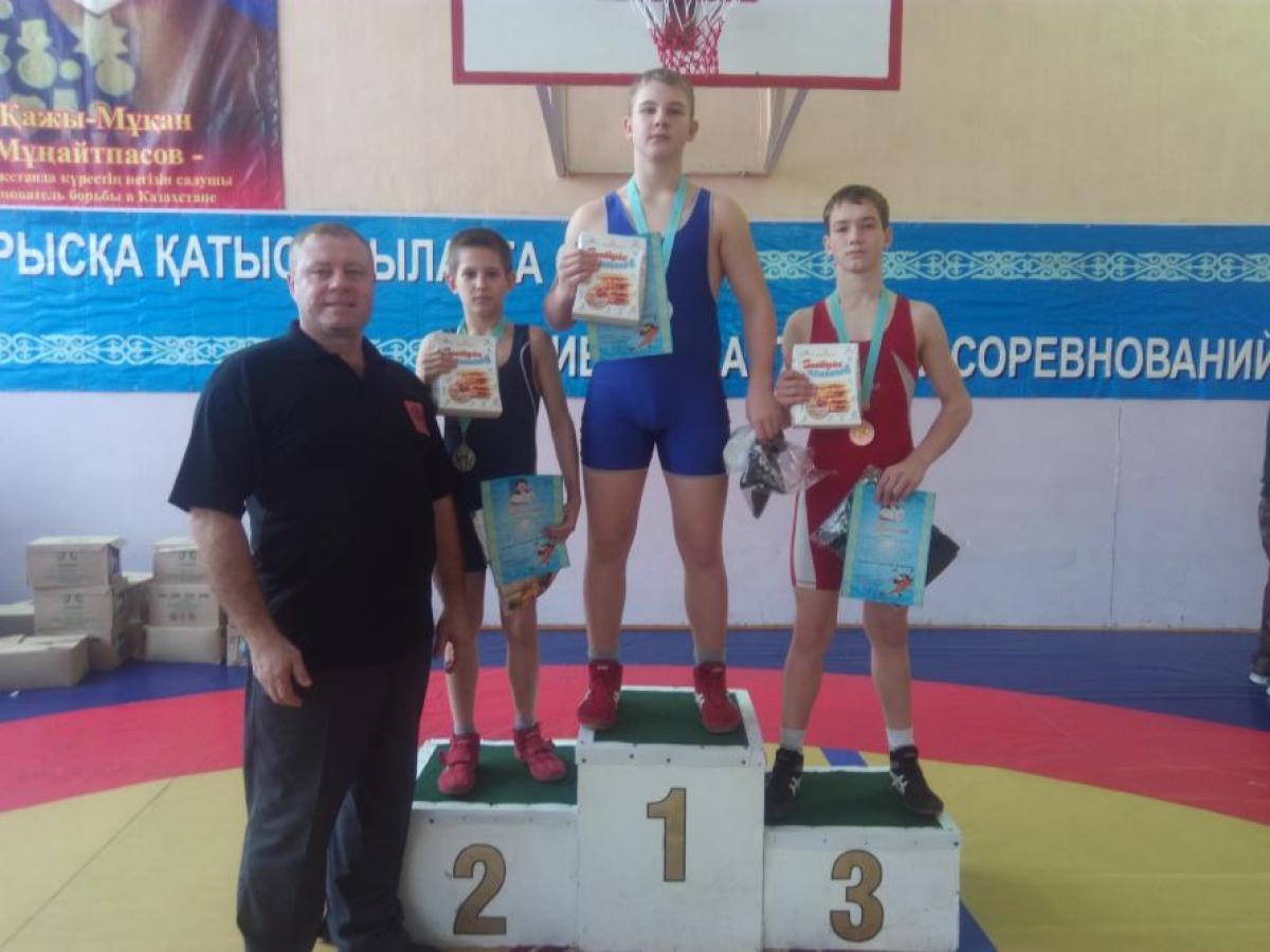 Карталинские спортсмены осваивают Казахстан