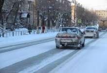 В Карталах дорожная техника выходит по часам