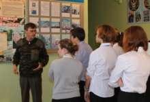 Дети поздравили карталинских полицейских