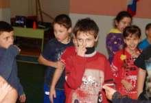 Карталинские школьники играли в «Зарницу»