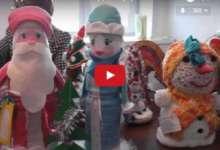 Игрушки карталинских детей украсят челябинскую ёлку