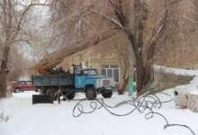 Дом в центре Карталов в понедельник остался без света