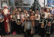 """Карталинские дети побывали в """"Новогоднем музее"""""""