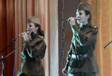 В Карталах прошел  фестиваль патриотической песни «Огонь души»