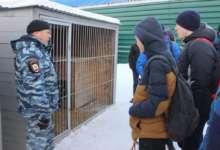 Десант карталинских учащихся познакомился с работой отдела полиции