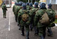 Большинство карталинских призывников попали в сухопутные войска