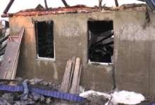 Карталинской семье, потерявшей кров во время пожара, нужна помощь
