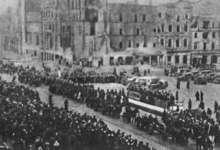 Освобождение Варшавы открыло советским войскам дорогу на Берлин