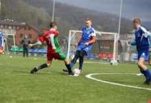 Карталинские футболисты победили в Суперкубке