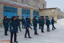 В Карталах бойцы МЧС танцевали в рабочее время