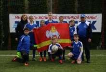Карталинские школьники сыграли в мини-футбол в Сочи