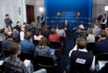 Губернатор Челябинской области ответил на вопросы журналистов