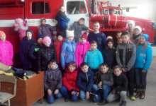Карталинские пожарные любят гостей