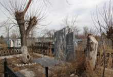 Карталинское кладбище обработали, заявил Александр Марченко