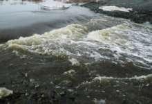 В Карталинском районе вода пошла из лесов и логов