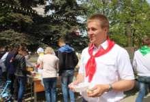 На площади Ленина прошла «маевка»