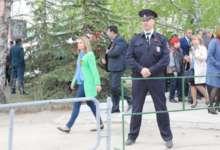Карталинские полицейские - на охране карталинцев
