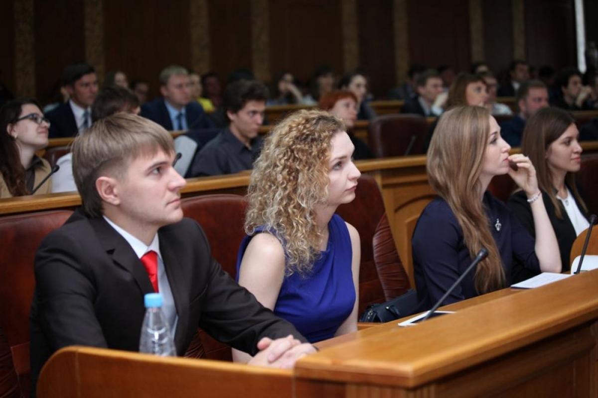 Молодежь Южного Урала обсудила проблемы