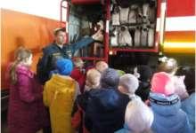 Карталинские пожарные готовят себе смену