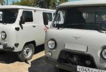 Автомобили передали в карталинские поселения
