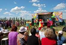 В Карталах отмечают День района песнями и танцами