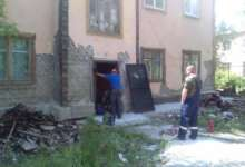 В Карталах начался капремонт очередного дома