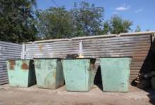 В Карталах мусор вывозят три организации