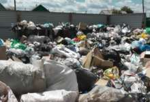 Карталинцы продолжают жаловаться на  мусорные завалы