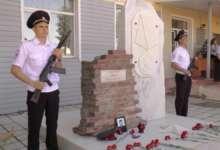 Карталинские полицейские почтили память сослуживца