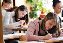Карталинские школьники сдали экзамены