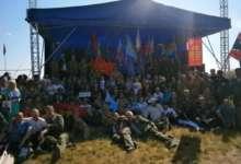 Карталинские ветераны боевых действий приняли участие в фестивале