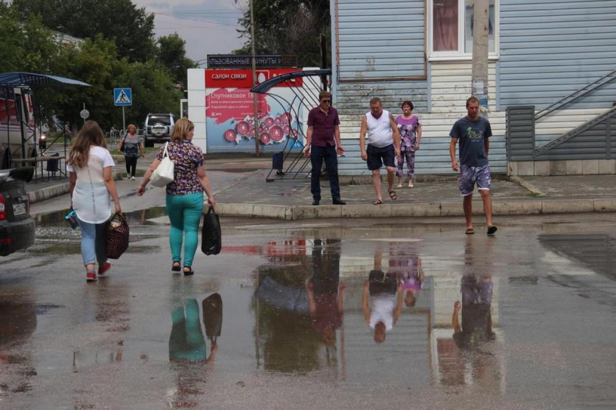 Дожди в Карталинском районе продолжатся