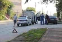 В Карталах утро началась с очередной аварии