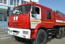 В карталинскую школу вызвали пожарных
