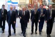 Главам государств представили перспективные проекты региона