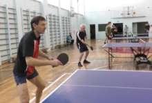 В Карталах прошел открытый турнир по настольному теннису