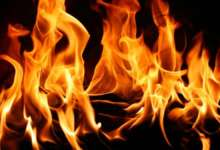 В карталинском поселке сгорела семья