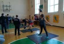 В Карталах проходят соревнования школьников