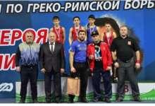 Карталинец завоевал бронзу Первенства России